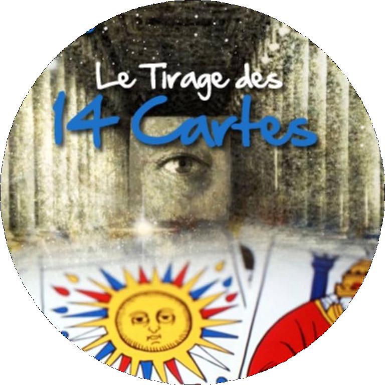 Le Tirage Des 14 Cartes Tarots Gratuits Voyance
